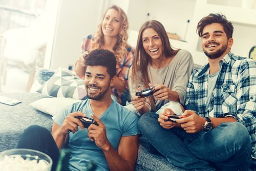 Gaming sector now worth more than music and film combined | Newsflash