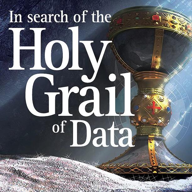 The Holy Grail -Business Intelligence & Analytics | Newsflash