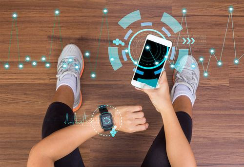 ea17420a79 Nike unveils self-lacing trainers controlled by smartphone app ...