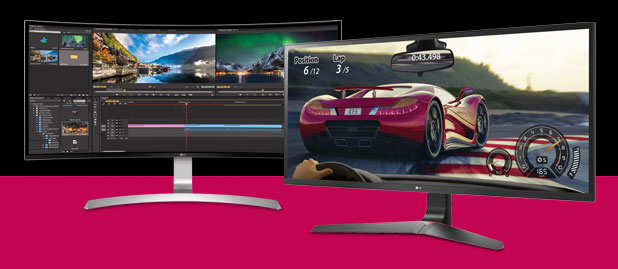 Newsflash: LG: Monitors created with Content Streamers, Producers