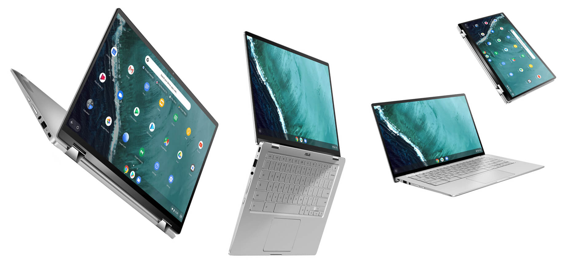 ASUS Flip Chromebook C434 | Newsflash